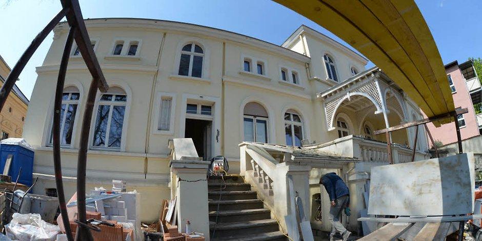Villa Mittendrin