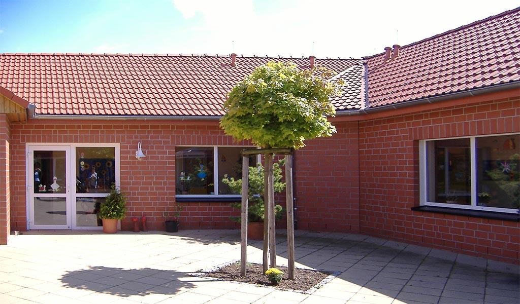WfbM Fördergruppenhaus